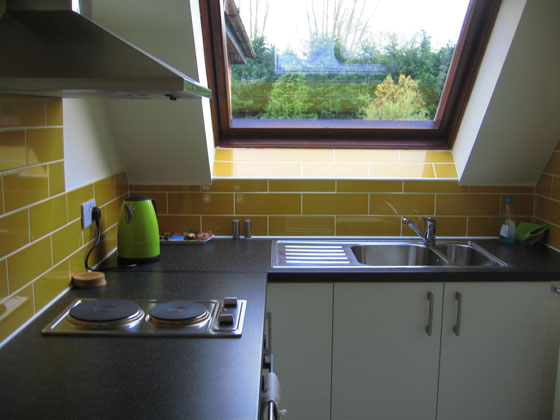 Orchard House Self Catering Kitchen