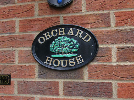 Orchard House Self Catering Accommodation